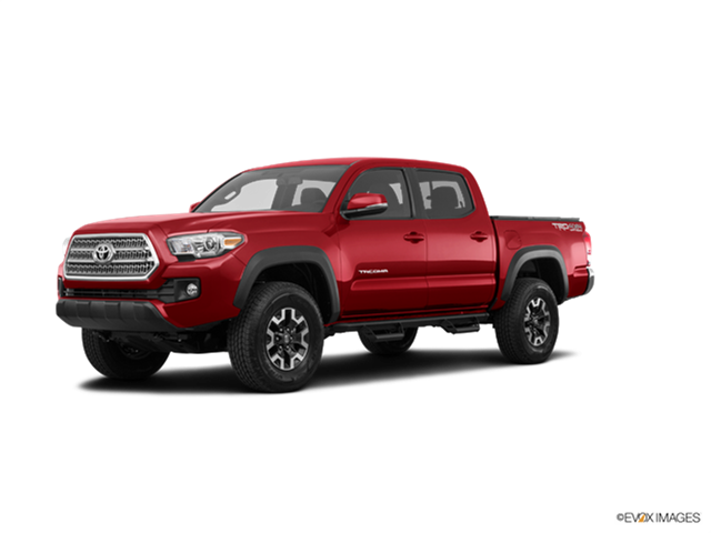 2017 toyota tacoma double cab trd off road new car prices kelley blue book. Black Bedroom Furniture Sets. Home Design Ideas