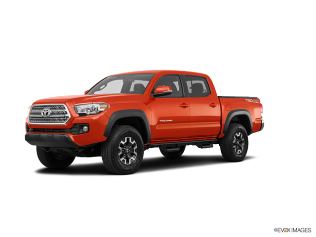 Most Fuel Efficient Trucks of 2017 - 2017 Toyota Tacoma Double Cab