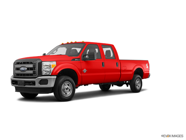 Most Popular Trucks of 2016 - 2016 Ford F350 Super Duty Crew Cab