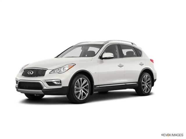 2017 INFINITI QX50 - Kelley Blue Book