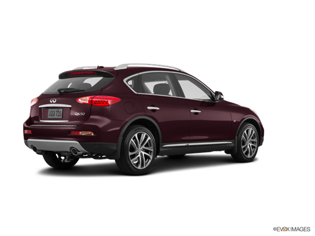 New Car 2017 INFINITI QX50
