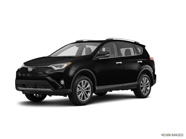 New Car 2018 Toyota RAV4 Limited