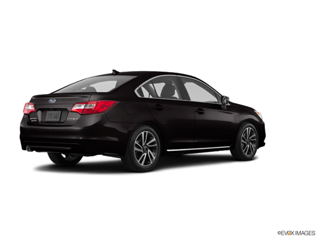 New Car 2017 Subaru Legacy 2.5i