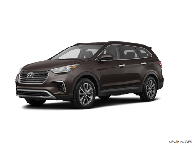 New Car 2018 Hyundai Santa Fe Se