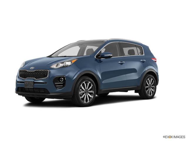 New Car 2018 Kia Sportage EX