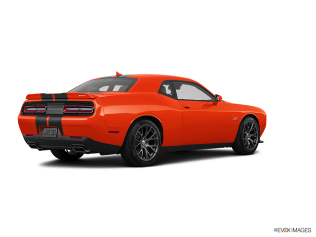 New Car 2018 Dodge Challenger SRT 392
