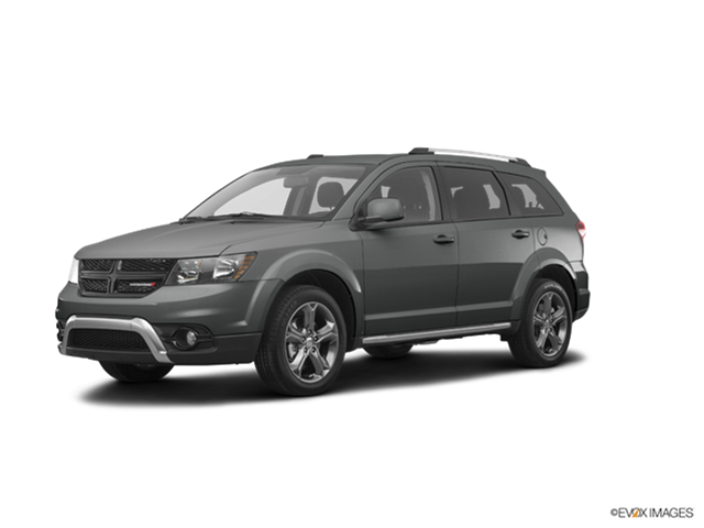 Most Popular Crossovers of 2016 - 2016 Dodge Journey