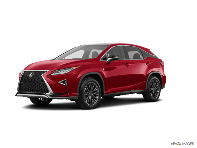 Top Expert Rated Hybrids of 2017 - 2017 Lexus RX