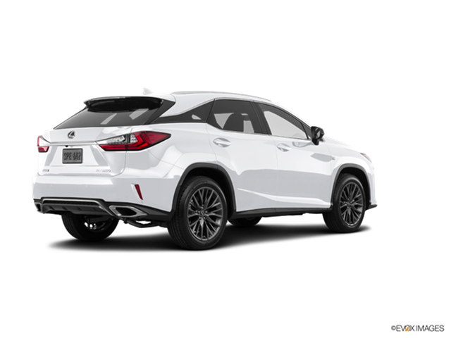 2019 Lexus Rx 350 F Sport New Car Prices Kelley Blue Book