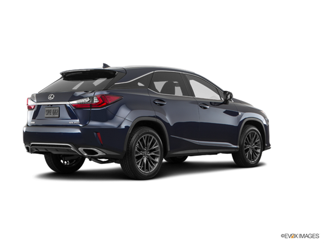 New Car 2017 Lexus RX RX 350 F Sport