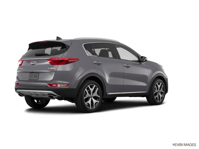 New Car 2017 Kia Sportage SX