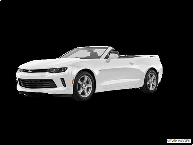 2018 Chevrolet Camaro Ls New Car Prices Kelley Blue Book