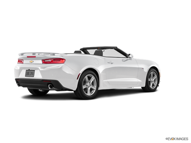 New Car 2017 Chevrolet Camaro LT