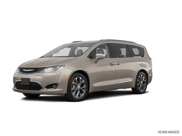 New Car 2018 Chrysler Pacifica Limited