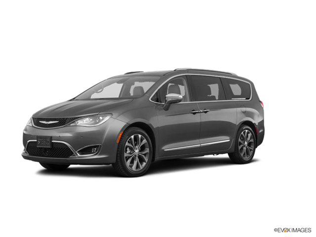 New Car 2018 Chrysler Pacifica L