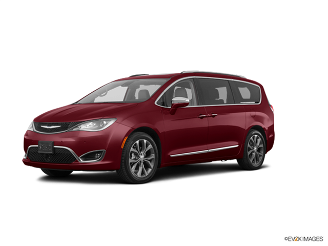 New Car 2019 Chrysler Pacifica LX