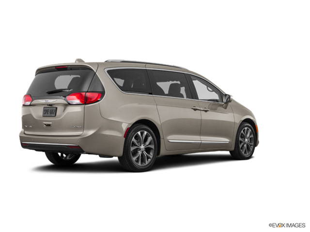 New Car 2017 Chrysler Pacifica Touring Plus