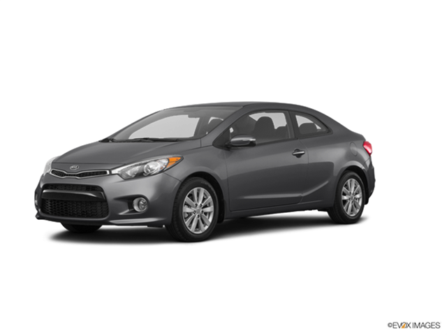 Top Expert Rated Coupes of 2016 - 2016 Kia Forte Koup