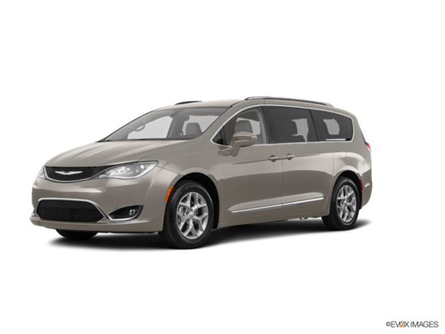 New Car 2018 Chrysler Pacifica Touring Plus