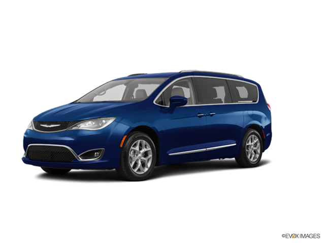 New Car 2018 Chrysler Pacifica Touring L Plus