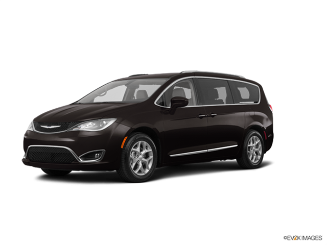 Top Consumer Rated Vans/Minivans of 2018 - 2018 Chrysler Pacifica