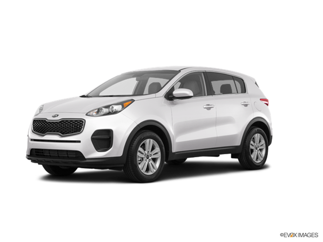 New Car 2017 Kia Sportage LX