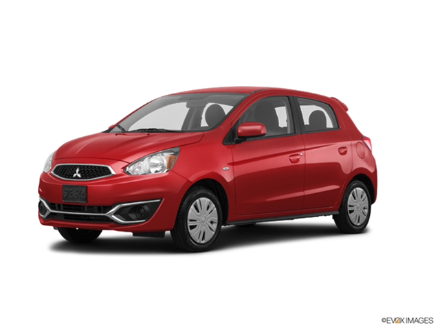 Most Fuel Efficient Hatchbacks of 2018 - 2018 Mitsubishi Mirage