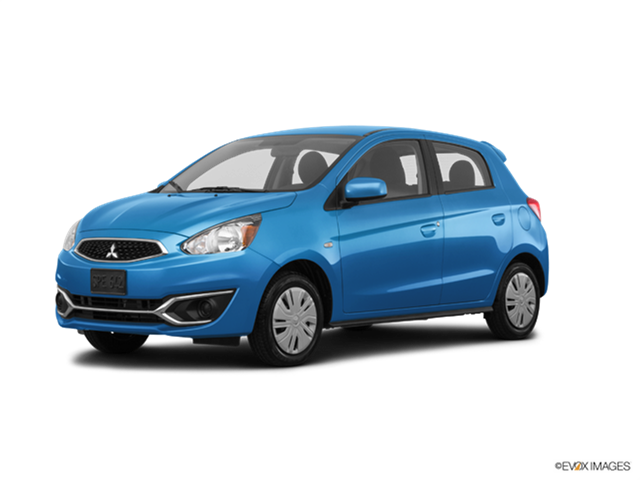 Top Consumer Rated Hatchbacks of 2018 - 2018 Mitsubishi Mirage