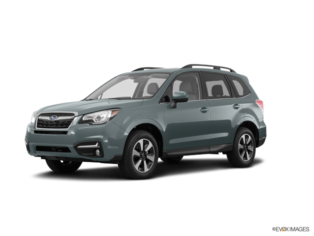 Top Expert Rated SUVs of 2018 - 2018 Subaru Forester