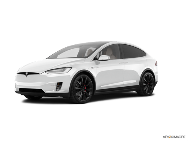2016 tesla model x 60d new car prices kelley blue book. Black Bedroom Furniture Sets. Home Design Ideas