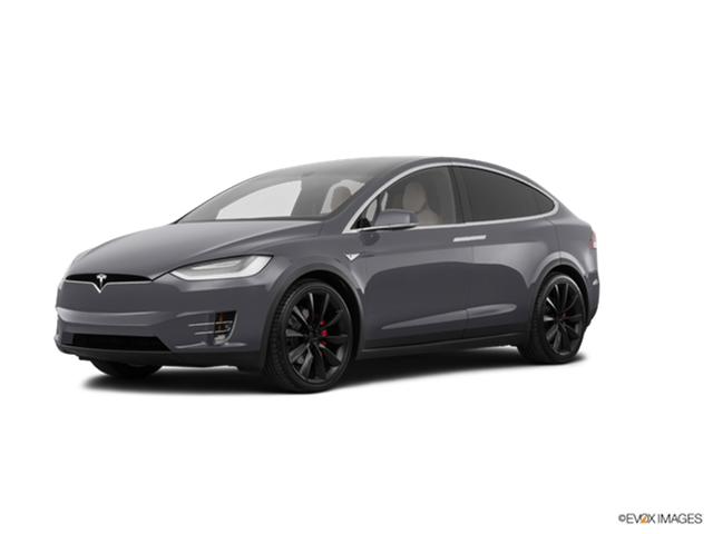 New Car 2018 Tesla Model X 100D