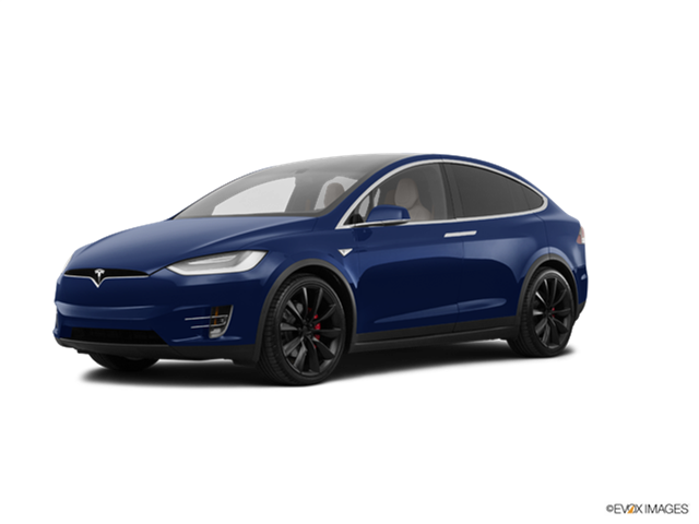Most Fuel Efficient Luxury Vehicles of 2016 - 2016 Tesla Model X