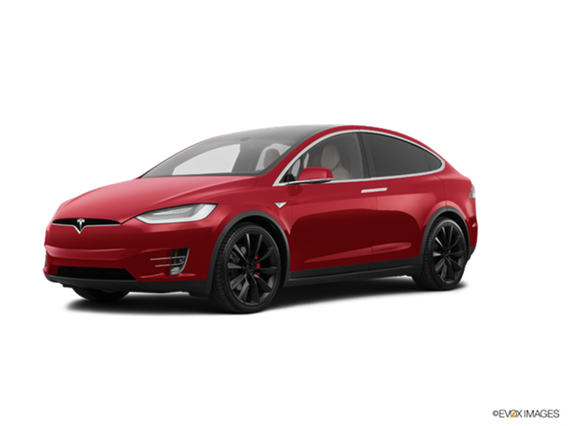 Most Fuel Efficient Luxury Vehicles of 2017 - 2017 Tesla Model X