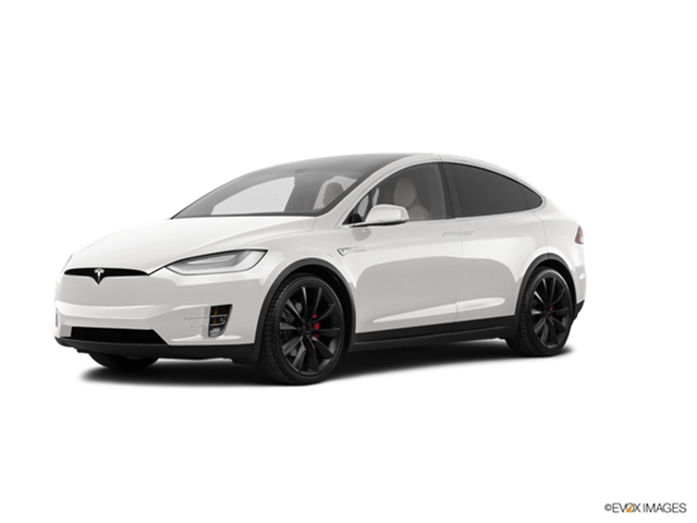 New Car 2017 Tesla Model X 90D