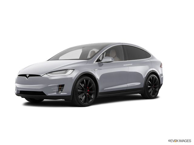 New Car 2018 Tesla Model X 75D
