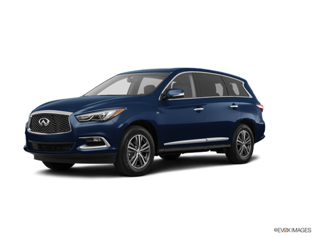 Best Safety Rated Crossovers of 2016 - 2016 INFINITI QX60