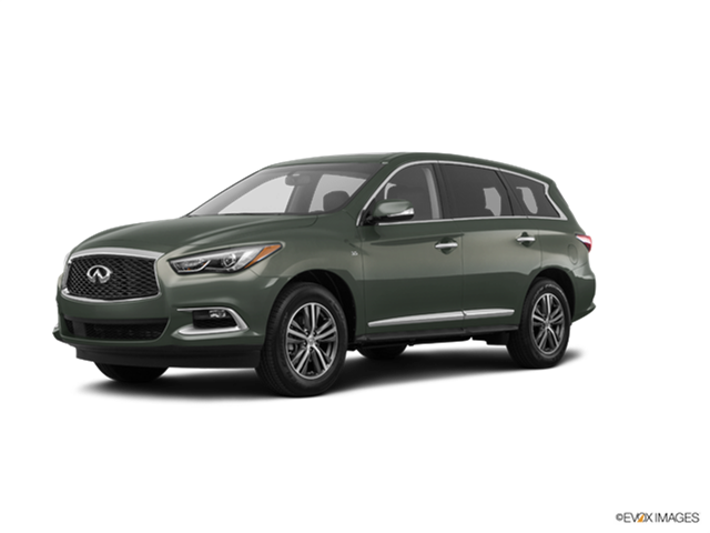 Best Safety Rated Luxury Vehicles of 2017 - 2017 Infiniti QX60