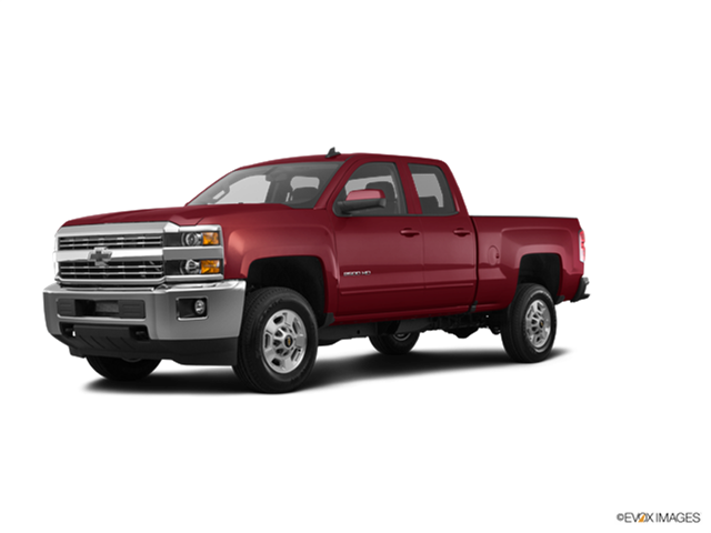 Top Consumer Rated Trucks of 2016 - 2016 Chevrolet Silverado 2500 HD Double Cab