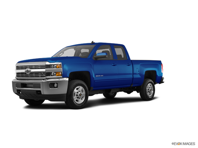 Top Consumer Rated Trucks of 2017 - 2017 Chevrolet Silverado 3500 HD Double Cab