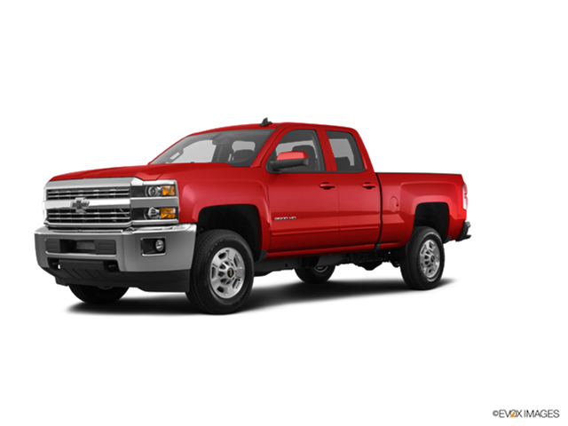 New Car 2017 Chevrolet Silverado 3500 HD Double Cab LTZ