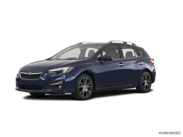 Best Safety Rated Wagons of 2017 - 2017 Subaru Impreza