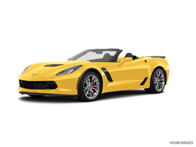 Highest Horsepower Convertibles of 2017 - 2017 Chevrolet Corvette