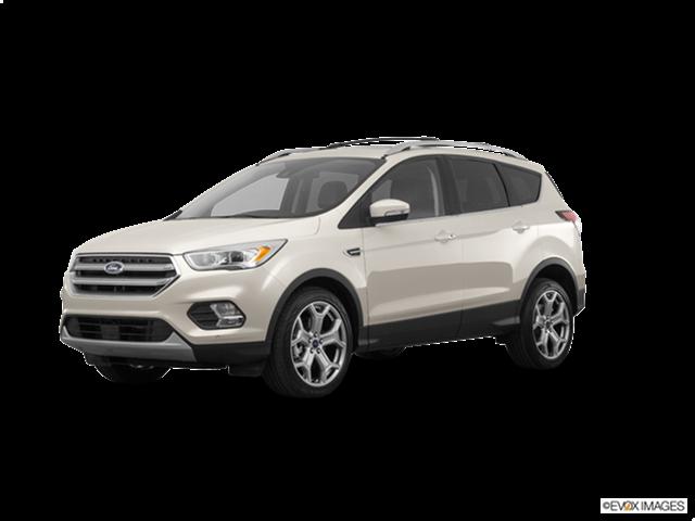 New Car 2018 Ford Escape Anium