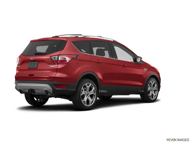 New Car 2019 Ford Escape Titanium