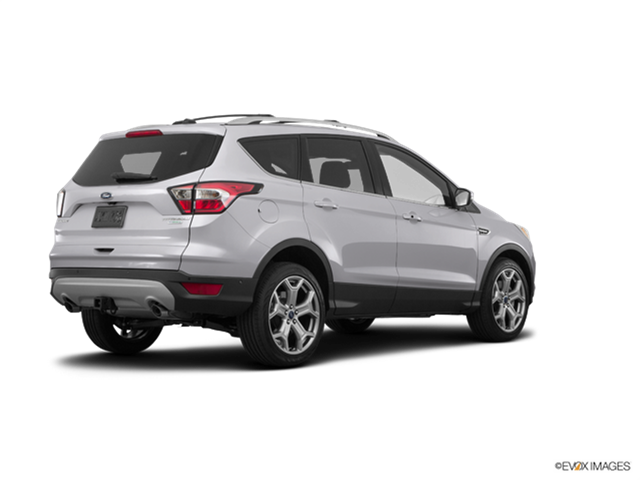 2018 Ford Escape Titanium New Car Prices | Kelley Blue Book