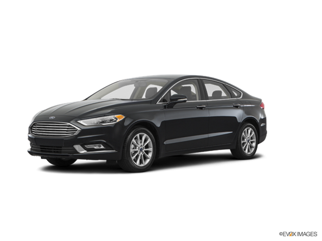 New Car 2017 Ford Fusion Sport