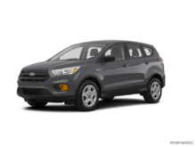 New Car 2018 Ford Escape S