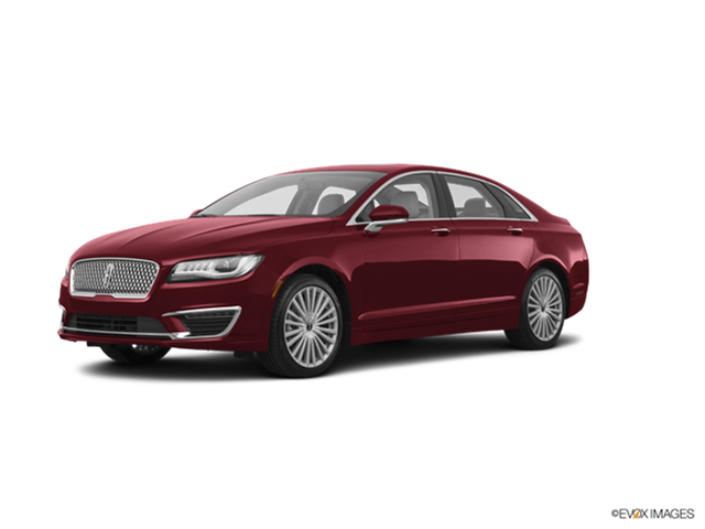 Most Popular Hybrids of 2017 - 2017 Lincoln MKZ