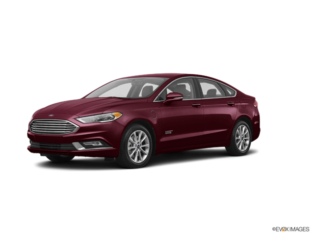 Most Popular Electric Cars of 2017 - 2017 Ford Fusion Energi