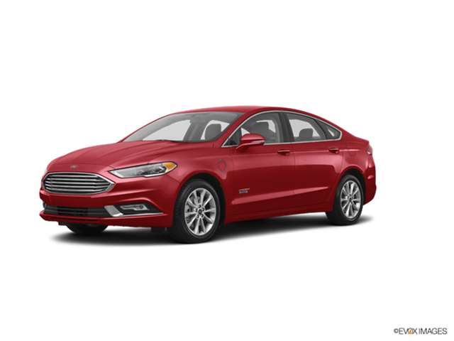 Most Fuel Efficient Electric Cars of 2018 - 2018 Ford Fusion Energi